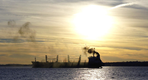Conventional shipping get on deck for decarbonization