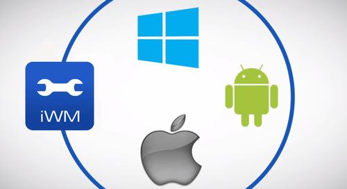 Interloc Solutions award winning Informer Work Management solution is now available for Windows mobile platform.