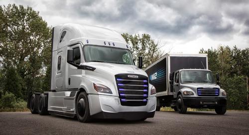 Daimler Trucks launches e-mobility organisation