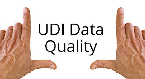 FDA is Sharpening its Focus on UDI Data Quality