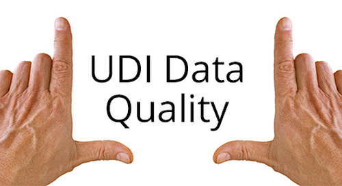 FDA is Sharpening its Focus on UDI Data Quality