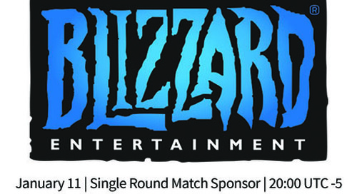 Join the Blizzard Entertainment SRM on January 11