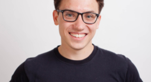 Meet Andriy Bas, Topcoder member and founder of UPTech