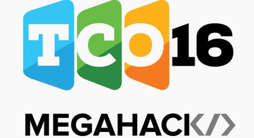 TCO16 Megahack