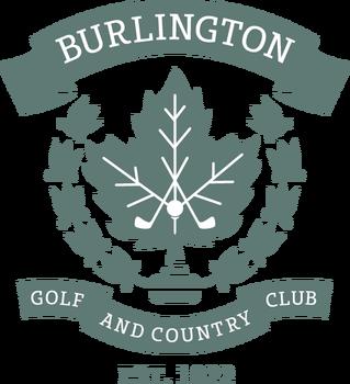 Burlington Golf & Country Club logo
