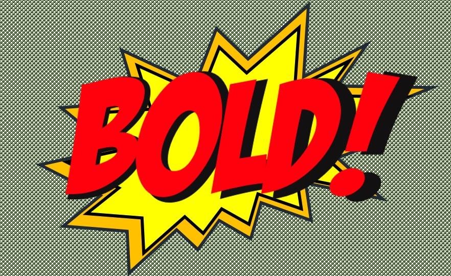 bold leadership