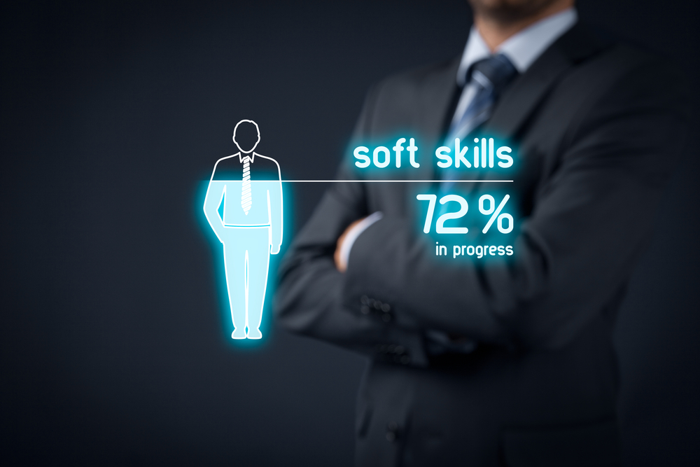 soft skills 72% in progress