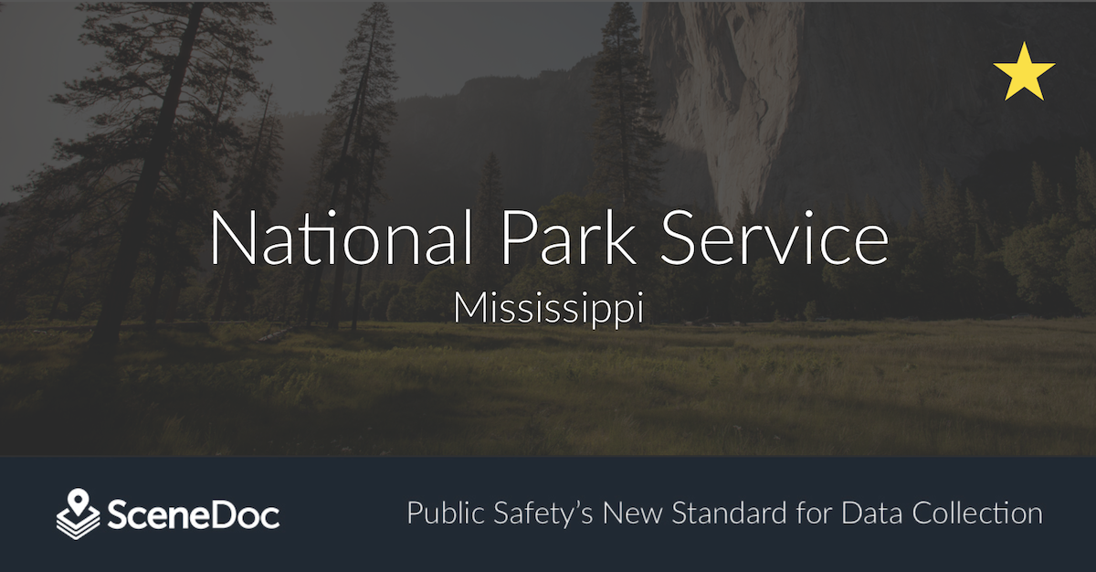 National Park Services Moves to SceneDoc eCitations