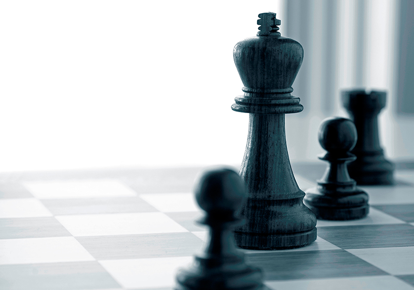 Image_For Data Stewards Content is King_Chess Game