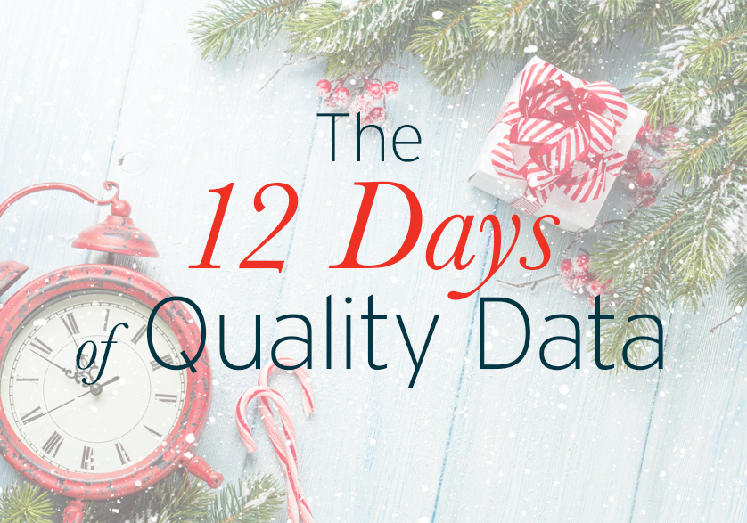 Image_12 Days of Quality Data