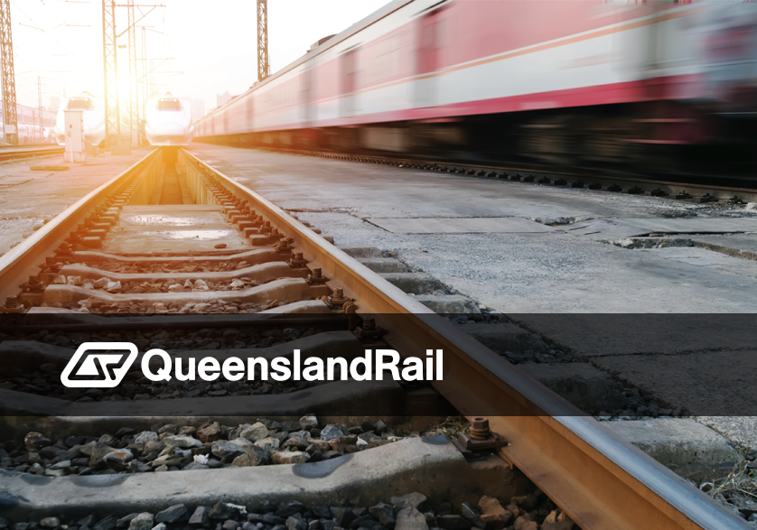 [Customer Story] Queensland Rail