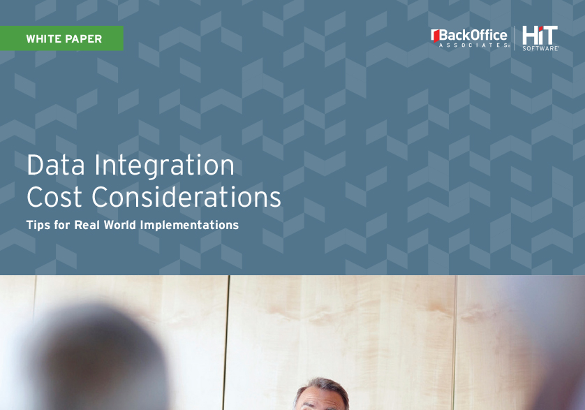 Data Integration Cost Considerations [HiT Software]