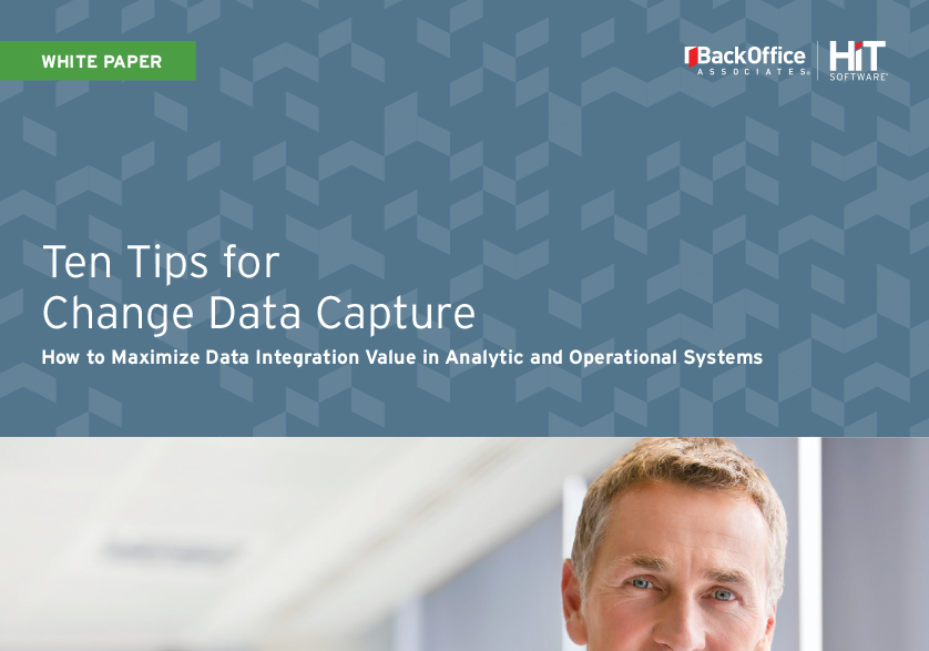 Ten Tips for Change Data Capture [HiT Software]