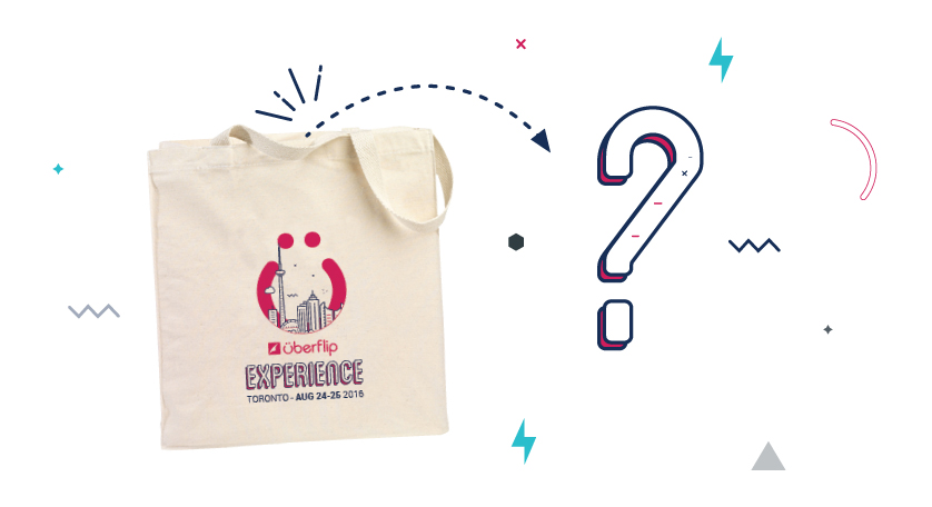 UFX swag bag