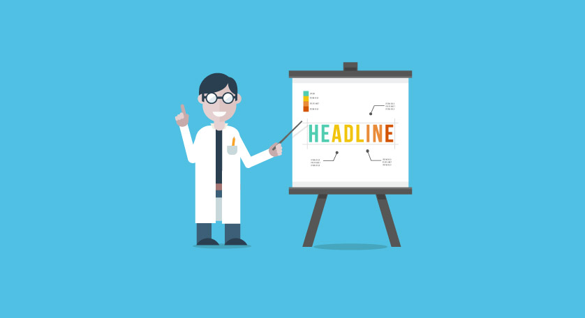 B2B content marketing headlines