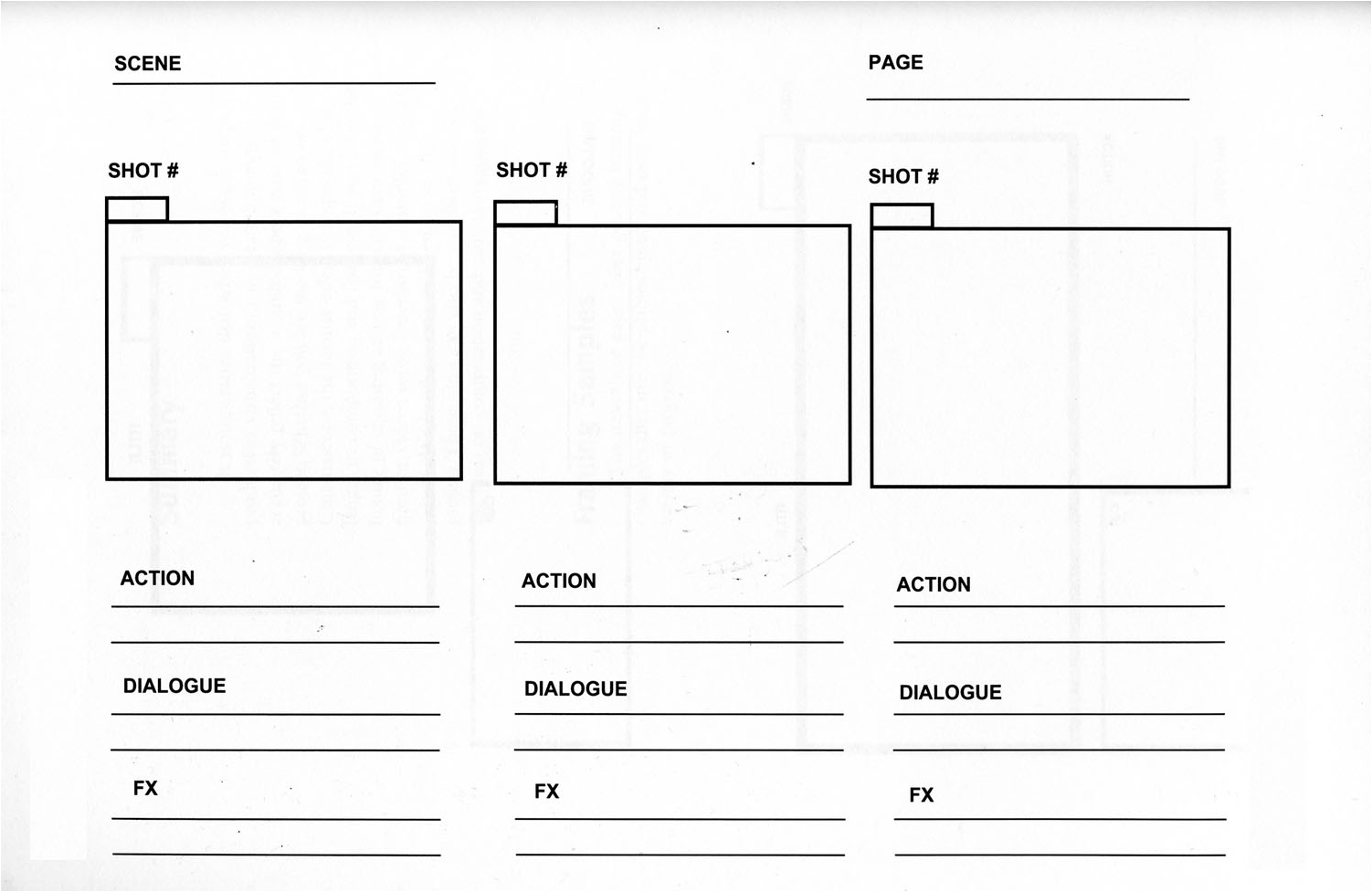 Storyboarding the secret to creating more engaging content uberflip storyboard template saigontimesfo