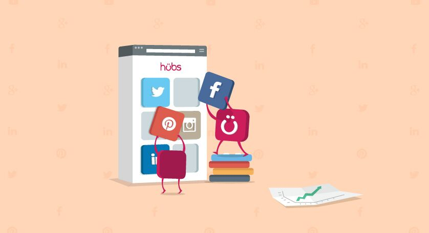 Show Off Social Media Content In Your Hub