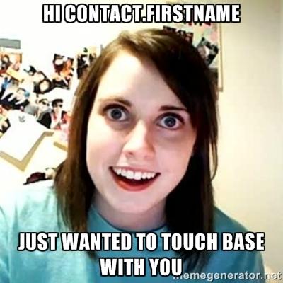 Personalization Marketing Meme