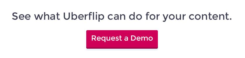 Request Uberflip Demo