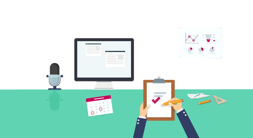 B2B Marketing Webinar Planning