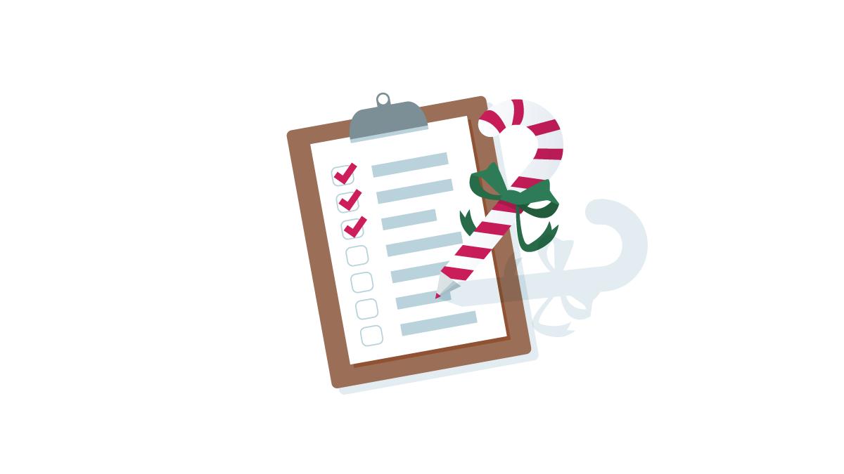 Holiday Marketing Checklist