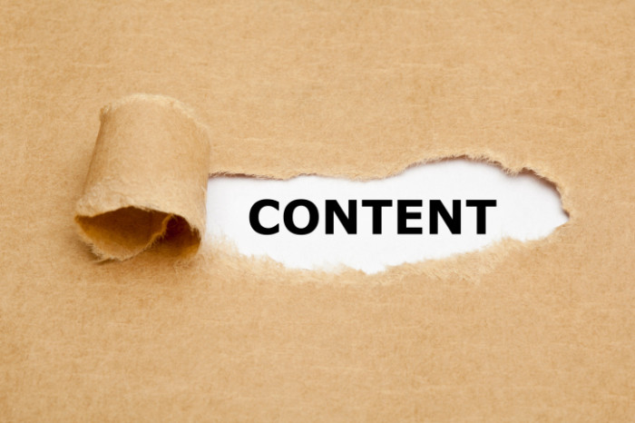 Content marketing product marketing