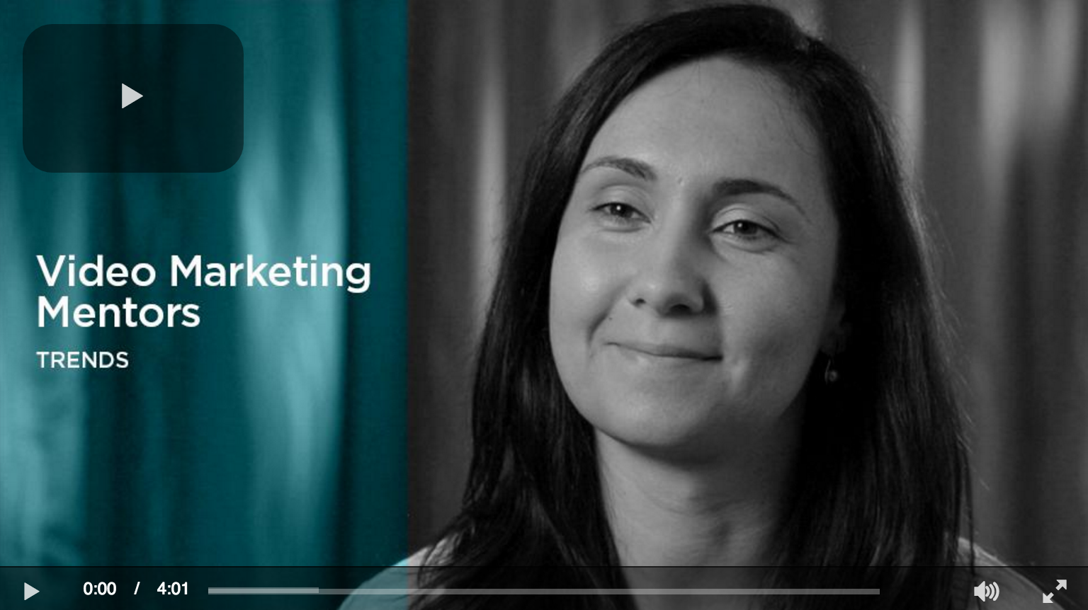 video marketing mentors