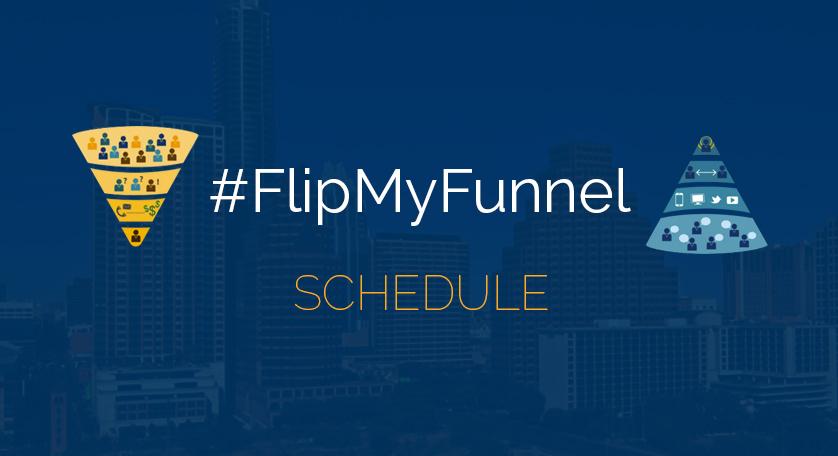 FlipMyFunnel Schedule