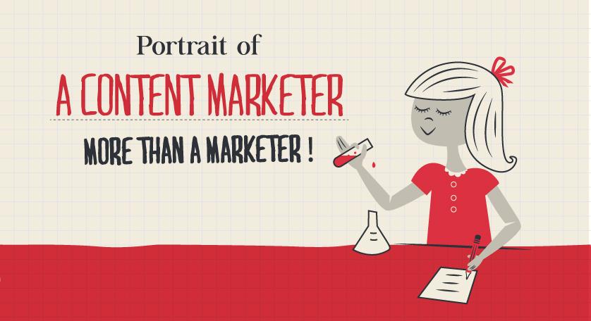 Portrait of a Content Marketer