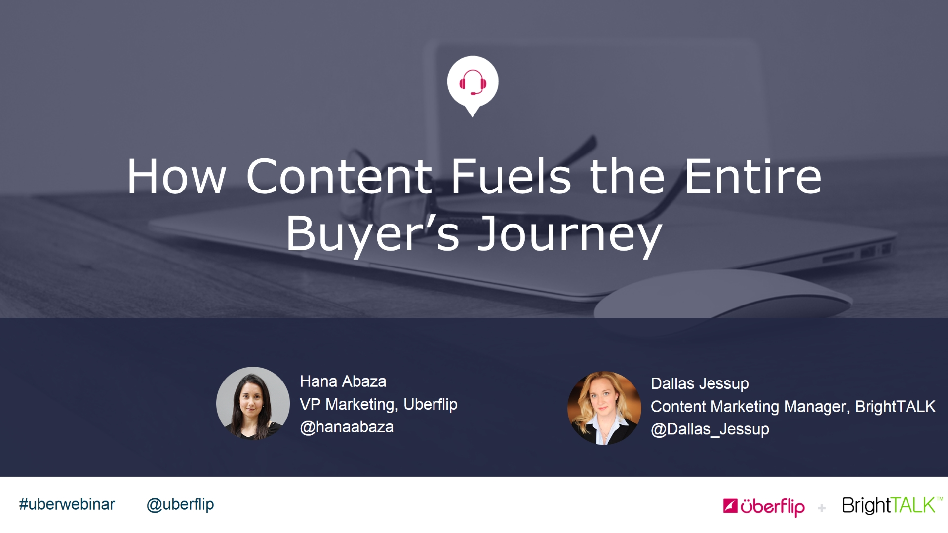 how content fuels the entire buyer's journey