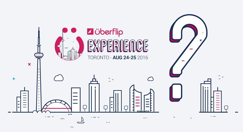 Why Should You Attend The Uberflip Experience?
