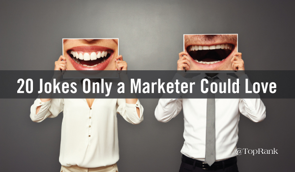 content marketing jokes