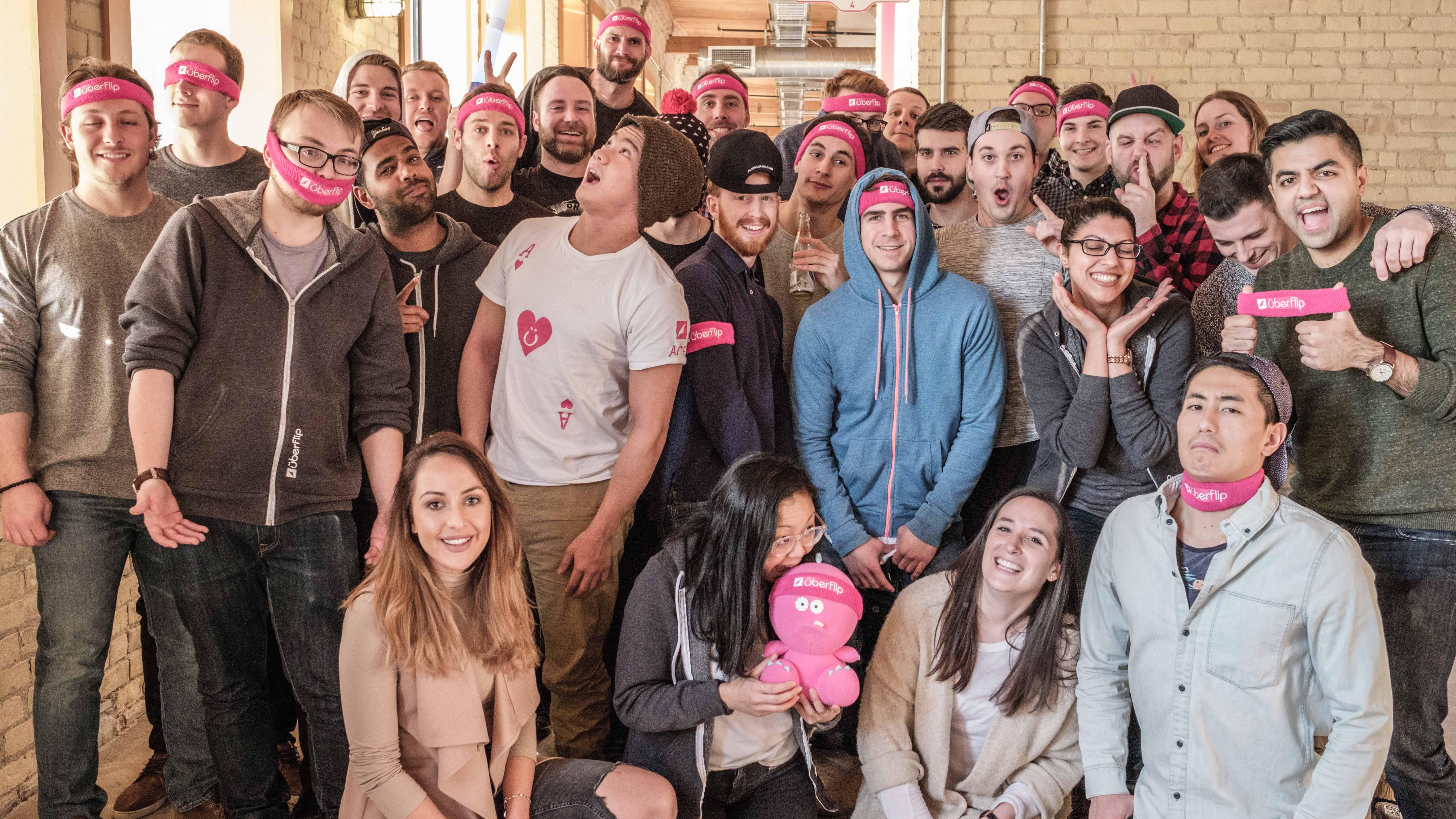 Sales Team | Uberflip
