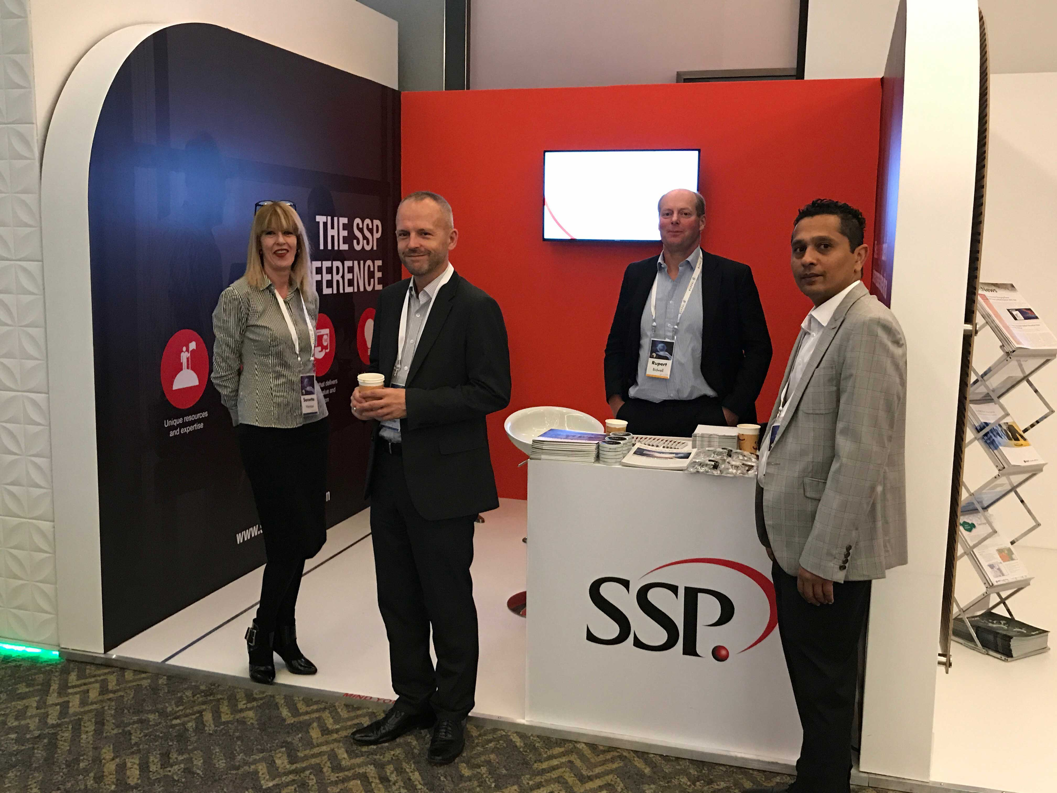 SSP #TIC2017 stand 42