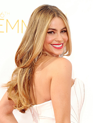 Sophia Vergara Red Carpet