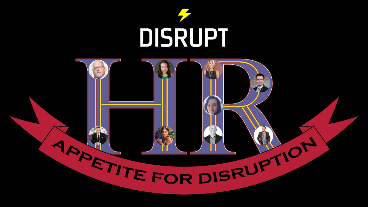 Appetite for HR Disruption