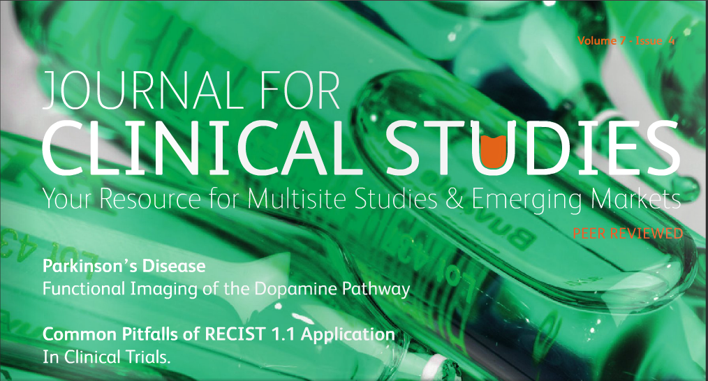 Journal for Clinical Studies: The Rise of Patient Centric eCOA