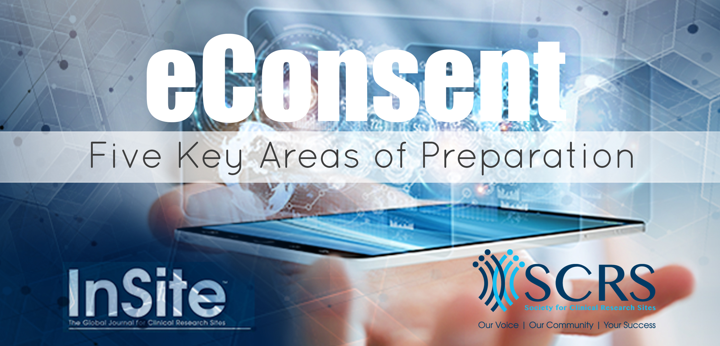 eConsent: 5 Key Areas of Preparation