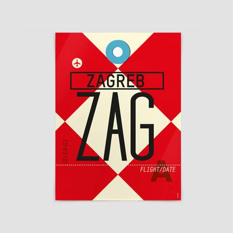ZAG Poster