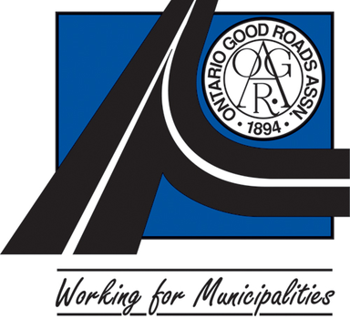 Ontario Good Roads Association logo