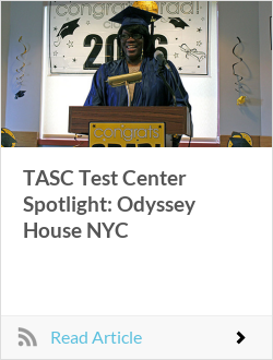 TASC Test Center Spotlight: Odyssey House NYC