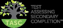 TASC Test logo
