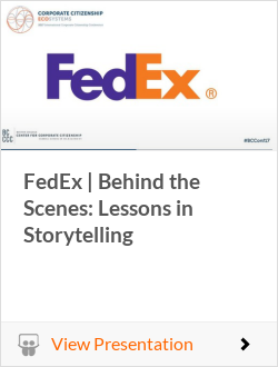 FedEx   Behind the Scenes: Lessons in Storytelling