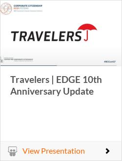 Travelers   EDGE 10th Anniversary Update