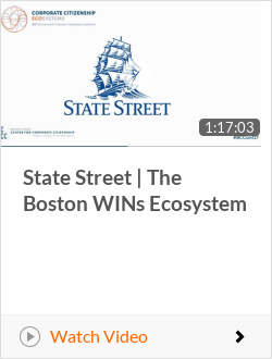 State Street | The Boston WINS Ecosystem