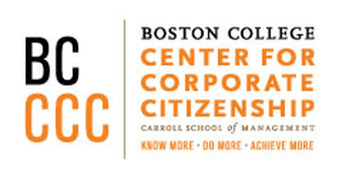 Boston College Center For Corporate Citizenship logo