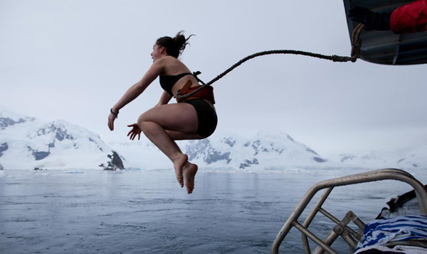 Take part in the Polar Plunge… if you dare!