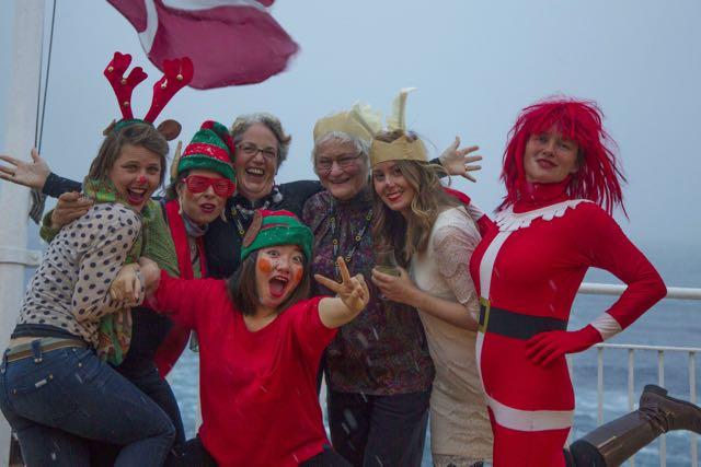Quark team & Passengers- Christmas