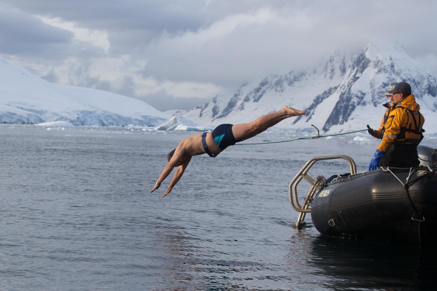 Quark Passenger Polar Plunge