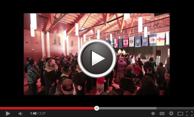Arctic Winter Games Video